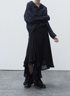 menimienaimori: Y's Yohji Yamamoto SS16
