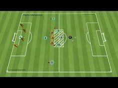 Sectorial Game '(3+3)v3+GK' - YouTube Football Youtube, Game 3, Soccer, Futbol, European Football, European Soccer, Football, Soccer Ball