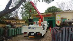 UNIC Truck-mounted crane Truck Mounted Crane, Trucks, Truck