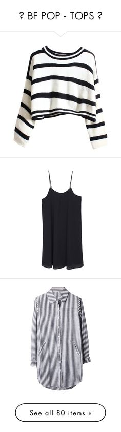 """""""★ BF POP - TOPS ★"""" by blackfive ❤ liked on Polyvore"""