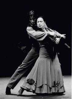 Cristina Hoyos bailaora flamenca, coreógrafa y actriz. N.en Sevilla en 1946. Española