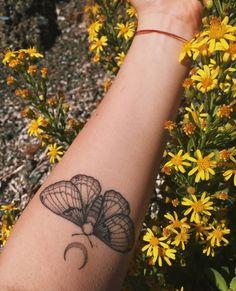 my little moth. ( artist : michele volpi )