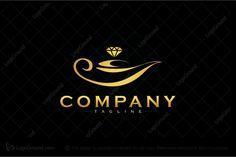 Logo for sale: Aladdin Lamp Logo