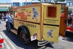 1928 Chevrolet bakery truck
