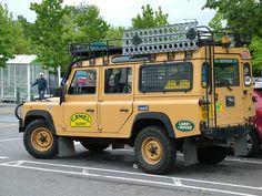Land Rover Defender 110 Tdi