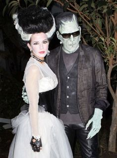 Kate Beckinsale et son mari Len Wiseman - Planification d'événements Kate Beckinsale, Pokemon Halloween, Best Celebrity Halloween Costumes, Halloween 2015, I Frankenstein, Frankenstein's Monster, Fancy, British Actresses, Fashion Gallery