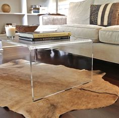 Architects Accent Table Lucite Coffee Tablele Furniturefurniture Ideas Acrylic