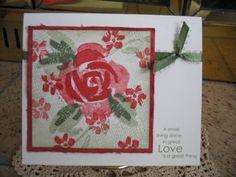 Splitcoaststampers FOOGallery - FS87 Roses in Winter