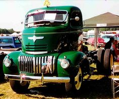 1942 Chevrolet COE Truck - Chevrolet AK Series - Wikipedia, the free encyclopedia Vintage Pickup Trucks, Antique Trucks, Vintage Cars, Gm Trucks, Cool Trucks, Fire Trucks, Chevrolet Trucks, Chevy, 4x4