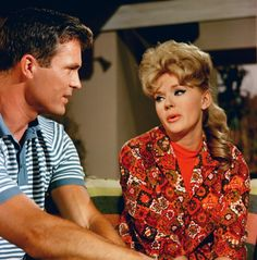 Still of Ty Hardin and Connie Stevens in Palm Springs Weekend