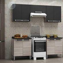 Cozinha com armário Pequeno