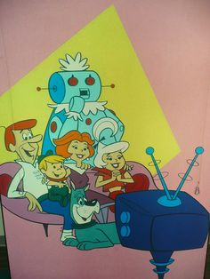 Jetsons Cartoon