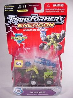 Great sale information Online Transformers Year 2004 Energon Robots In Disguise 5 Inch Tall Action Figure Powerlinx Combiners for Constructicon Maximus ( of - Decepticon Sledge Transformers Action Figures, Hasbro Transformers, Transformers Energon, Cool Items, Robots, Squad, Image Link, Backpacks, Note