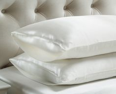Slip Pillowcase Review Pleasing Silk Pillowcasesalways So Soft &cold And Is Good For Your Hair Design Inspiration