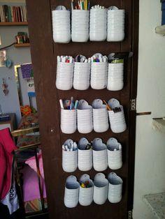 Bottiglie di plastica del latte