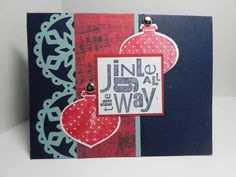 Jingle (3) by AnniePanda - Cards and Paper Crafts at Splitcoaststampers