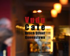 Nestled on the waterfront in the heart of Queenstown, Vudu Café + Larder is proud to offer modern café food using fresh, seasonal and local produce. Vintage Tableware, Great Coffee, What You Eat, Yummy Cakes, Places To Go, Restaurants, Neon Signs, Vintage Dinnerware