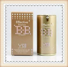 KBeauty  Stage Makeup Care BB Cream YCID Gold Bottle Foundation Whitening Moistureizing Concealer Makeup facial Waterproof OilControl 10 Pcs >>> Details can be found by clicking on the image.