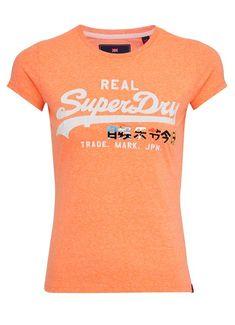 Superdry T-Shirt Logo Foil Superdry, Logos, T Shirt, Women, Fashion, Supreme T Shirt, Moda, Tee Shirt, Fashion Styles