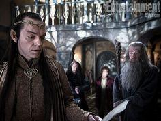 """10 nuevas imágenes nos presentan los protagonistas de """"el hobbit"""" - filmin"""