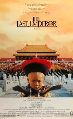 Last Emperor (1987) Original One Sheet Movie Poster
