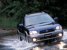 Subaru Outback Wallpaper