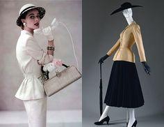 Монохромный костюм Le Bar Dior