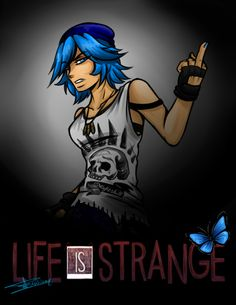 LIFE IS STRANGE: Chloe Price by Mimy92Sonadow