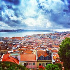 Lisbon - Portugal by @mivitamini ! This picture was shared with us through the hashtag #liveportugal on Instagram