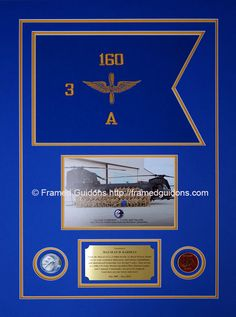Example of properly mounting on mats and foamboard using acid-free materials before placing in frame. The idea is to correctly mount objects such as photographs and challenge coins properly so they do not fall once they are framed. The other important consideration is to make sure the adhesives used are acid free. More information about custom framing techniques can be found at Framed Guidions http://framedguidons.com #militaryframing #customframing