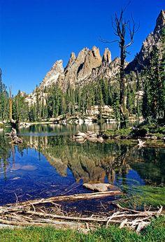 ✯ Sawtooth Mountains - ID