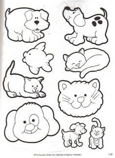 Evana Artes: Riscos Animais