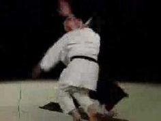 Aikido Demonstration martial art of choice