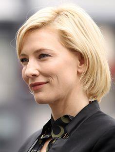 Cate Blanchett Bob