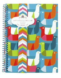 Heal's | Jonathan Adler Mini Notebooks - Notepads - Stationery - Office
