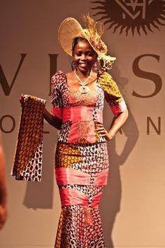 Vlisco designs from Congo