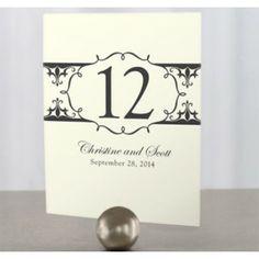 18 best Fleur de Lis Wedding Theme images on Pinterest | Wedding ...