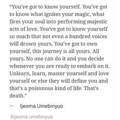 10 Ijeoma Umebinyuo Quotes that will Set your Soul on Fire - Wear Your Voice