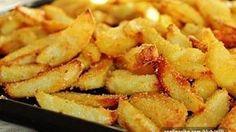 Lepšie ako hranolky: Chrumkavé zemiaky pečené v rúre a predsa chutia ako vyprážané!