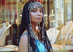 Beautiful Braids with Beads Inspiration | Black women have been adorning their hair in these decorative baubles for centuries and thankfully, the long-standing tradition continues to evolve.