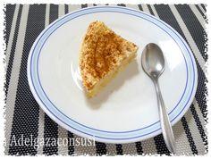 Recetas Light - Adelgazaconsusi: Flan de manzana al microondas, muy ligero tan solo 57kcal la ración!