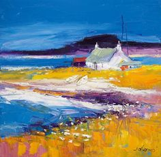 Art Prints Gallery - Beached Boats, Isle of Harris (Limited Edition), £195.00 (http://www.artprintsgallery.co.uk/John-Lowrie-Morrison/Beached-Boats-Isle-of-Harris-Limited-Edition.html)