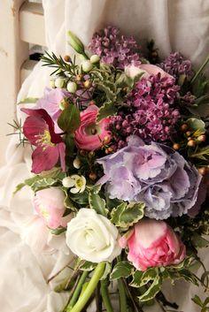Joli bouquet de printemps .... La Fabrique d'Etoiles Filantes