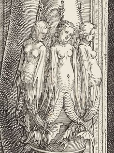Albrecht Dürer, The Arch of Honour of Maximilian I (Detail), 1515. Woodcut.