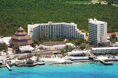 Park Royal Cozumel All Inclusive (Cozumel, Mexico) Resort All Inclusive, Vacation Resorts, Vacations, Cozumel Mexico, Travel Dating, I Want To Travel, Turquoise Water, Water Slides, Stay The Night