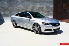 rims for 2014 impala | and details 2014 chevrolet impala gets vossen wheels!!I NEED THESES RIMS!!