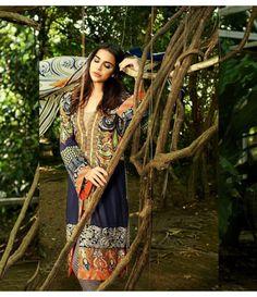 So Kamal Designer Lawn by Ayesha Farook Hashwani 2015 AHF-D-14-B