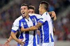 """FC Porto Noticias: HERRERA """"Às vezes é difícil acreditar no que estou..."""