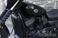 Where Is It Made? 2014 Harley-Davidson Street 500 & 750 | I Love Harley Davidson Bikes #harleydavidsonstreet500