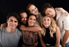 I just love this pic of the together. Lili looks amazing
